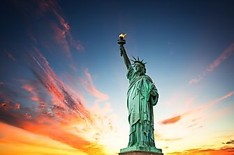 Why Did The Statue of Liberty Get A New Torch?