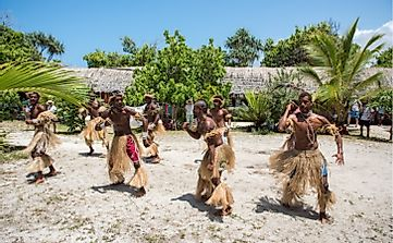 What Is The Ethnic Composition Of Vanuatu?