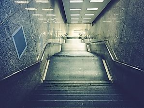 Deepest Metro Stations in the World