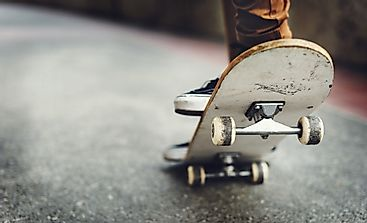 Is Skateboarding an Olympic Sport?
