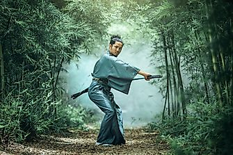 Most Famous Samurai Of All Time: Miyamoto Musashi