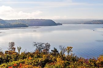 The Largest Lakes in New York State