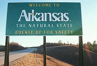 What Is The Ethnic Composition Of Arkansas?
