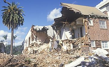 The Most Earthquake Prone US States