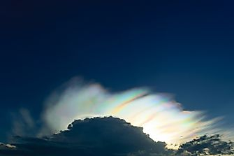 What Is A Fire Rainbow?