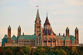 Parliament Hill: Home of the Parliament of Canada