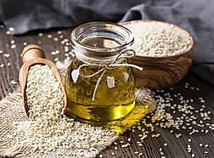 World's Leading Producers of Sesame Oil