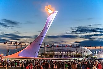 What is the Olympic Flame?