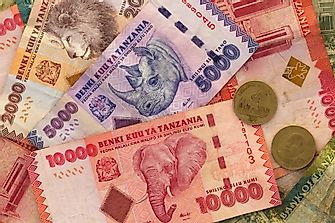 What is the Currency of Tanzania?