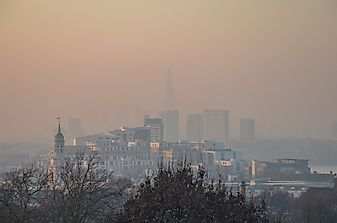 What Causes Smog Days?