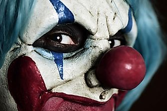 Why Are We Afraid Of Clowns? - And Other Facts About Phobias
