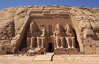 Abu Simbel Temples - Historic Sites of Egypt