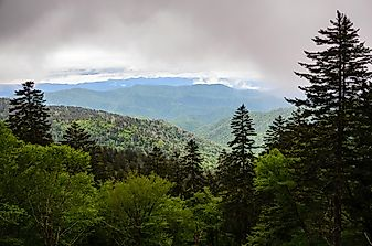Great Smoky Mountains National Park - Unique Places around the World