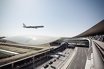 The Busiest Airports In China