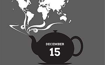 When Is International Tea Day?