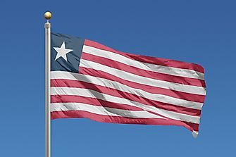 What Do The Colors And Symbols Of The Flag Of Liberia Mean?