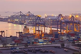 The Biggest Industries in Thailand