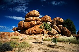 What Is The Devil's Marbles Conservation Reserve?