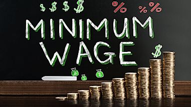 Which Country Introduced Minimum Wage Legislation For The First Time?