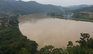 Where Does The Mekong River Start And Finish?