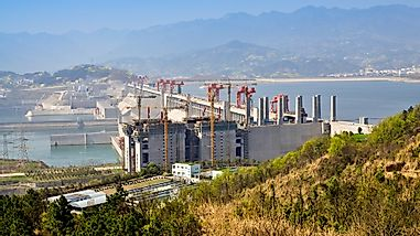 The Largest Hydroelectric Power Stations in China