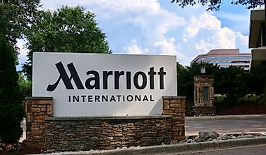 Where Is The Headquarters Of Marriott International?