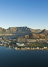 Table Mountain, South Africa - Unique Places around the World