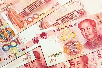What is the Currency of China?