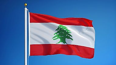 What Do The Colors And Symbols Of The Flag Of Lebanon Mean?