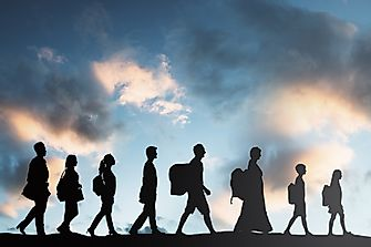 The Different Types Of Human Migration