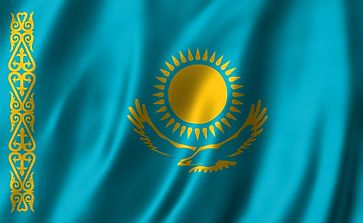 What Do The Colors And Symbols Of The Flag Of Kazakhstan Mean?