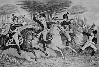 The Battle of Cowpens: The American Revolutionary War