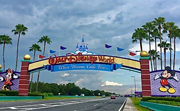 Where Is The Headquarters Of The Walt Disney Company?