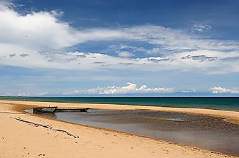 How Big Is Lake Tanganyika?