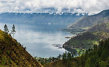 Where Is Lake Toba?