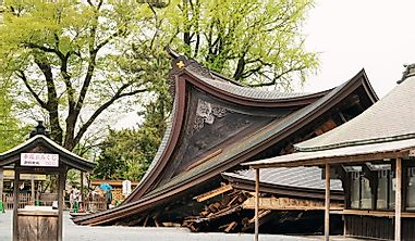 What Was the Great Hanshin Earthquake?
