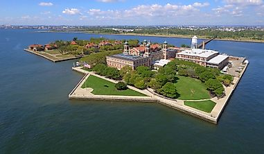 Where Is Ellis Island?