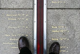 Where is the Prime Meridian?