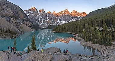 Pristine Lakes in Canada You Must Visit