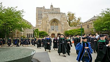 The 10 Wealthiest Private Universities In The United States