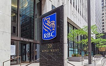 Where Is The Headquarters Of The Royal Bank Of Canada?