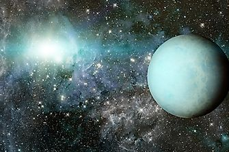 How Long Is Winter On Uranus?