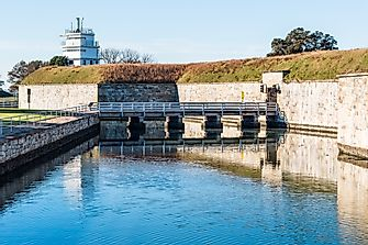 Fort Monroe, Virginia - Unique Places in North America