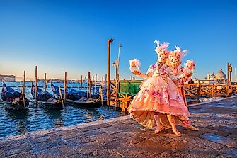 What is the Carnival of Venice?