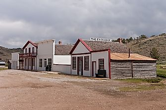 Ghost Towns of America: South Pass City, Wyoming