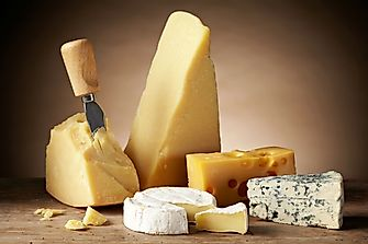 Where Does America's Cheese Come From?