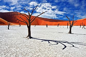 Sossusvlei, Namibia - Unique Places in Africa