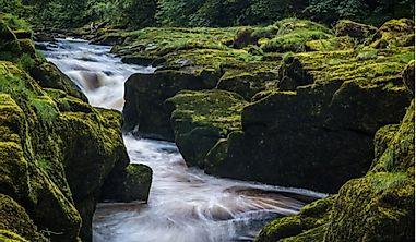 The Bolton Strid: The Most Dangerous River In The World?