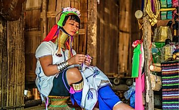 10 Interesting Facts About The Kayan People Of Myanmar