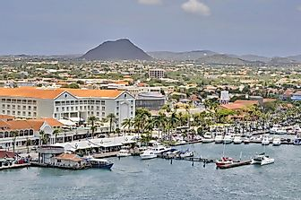 What Is The Capital Of Aruba?